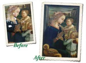 Maria-With-Angels-Before-After-600x440